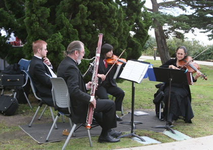 Quarteti n the Park