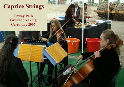 Caprice Strings in Poway