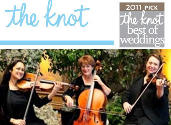 Testimonials on The Knot